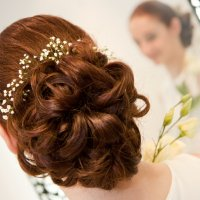 Monroe Wedding Hair